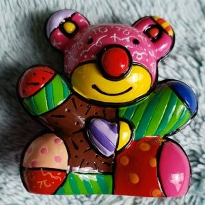 PINK the Britto bear